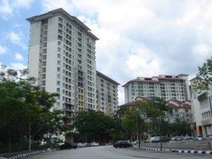 ايجار بيت في ماليزيا