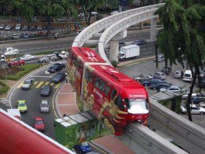 المترو في ماليزيا