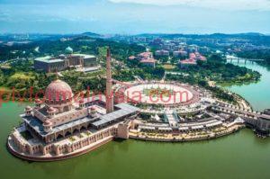 مدينة بوتراجايا في ماليزيا
