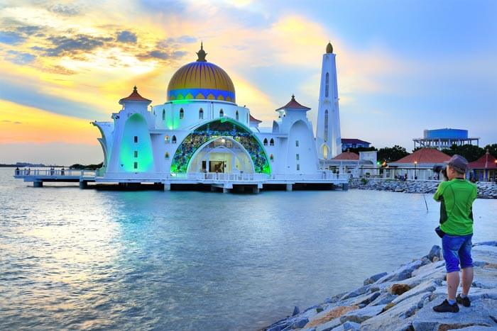 مسجد مضيق مالكا